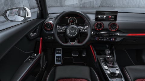 Audi SQ2 2019 - SUV hieu suat cao manh 300 ma luc hinh anh 7
