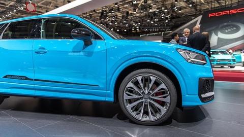 Audi SQ2 2019 - SUV hieu suat cao manh 300 ma luc hinh anh 6
