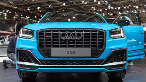 Audi SQ2 2019 - SUV hieu suat cao manh 300 ma luc hinh anh 3