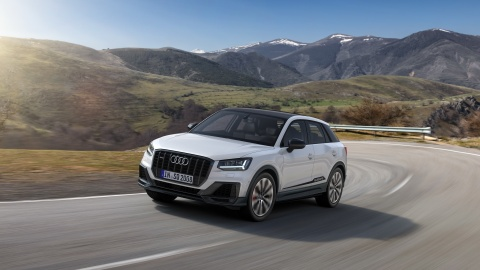 Audi SQ2 2019 - SUV hieu suat cao manh 300 ma luc hinh anh 12
