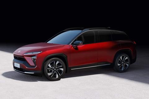 SUV chạy điện 536 mã lực từ Trung Quốc, giá 52.000 USD