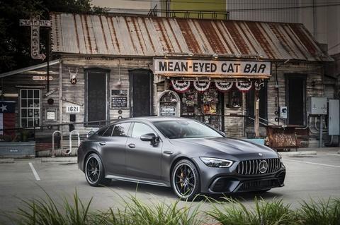 Mercedes-Benz AMG GT 4 cua gia tu 136.000 USD tai My hinh anh