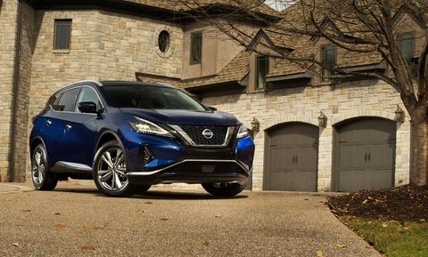Nissan Murano 2019 sang trọng hơn, giá từ 31.000 USD