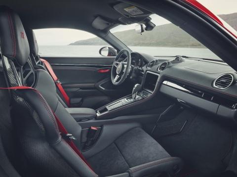 Porsche ra mat 718 T Boxster va Cayman, manh gan 300 ma luc hinh anh 6