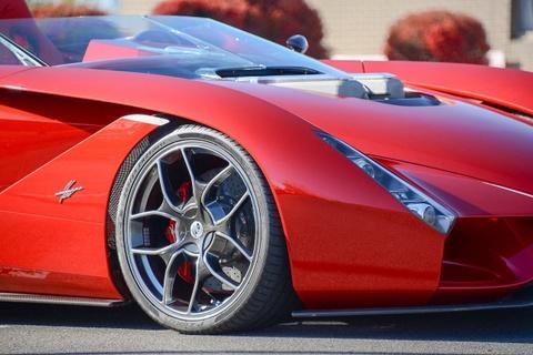 Bo doi sieu xe lay cam hung tu Lamborghini, Ferrari gia 3 trieu USD hinh anh 14
