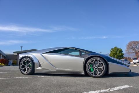 Bo doi sieu xe lay cam hung tu Lamborghini, Ferrari gia 3 trieu USD hinh anh 3