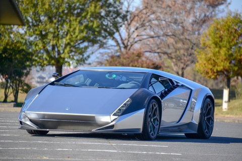 Bo doi sieu xe lay cam hung tu Lamborghini, Ferrari gia 3 trieu USD hinh anh 2