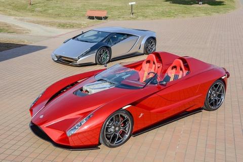 Bo doi sieu xe lay cam hung tu Lamborghini, Ferrari gia 3 trieu USD hinh anh