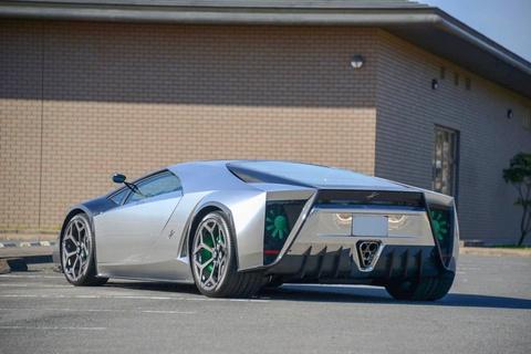 Bo doi sieu xe lay cam hung tu Lamborghini, Ferrari gia 3 trieu USD hinh anh 5