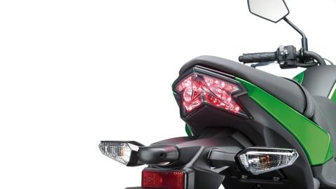 Kawasaki Z125 Pro 2019 ra mat - canh tranh Honda MSX hinh anh 11