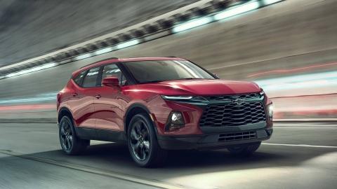 Chevrolet Blazer 2019 - SUV 5 cho gia toi da 65.000 USD hinh anh 1