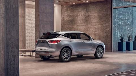 Chevrolet Blazer 2019 - SUV 5 cho gia toi da 65.000 USD hinh anh 2