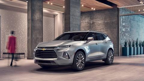 Chevrolet Blazer 2019 - SUV 5 cho gia toi da 65.000 USD hinh anh 12