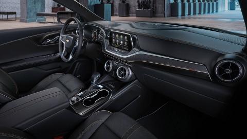 Chevrolet Blazer 2019 - SUV 5 cho gia toi da 65.000 USD hinh anh 5