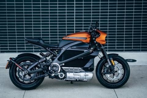 Moto dien dau tien cua Harley-Davidson co gia duoi 30.000 USD hinh anh