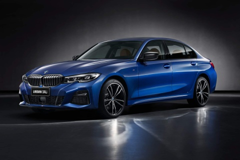BMW ra mat 3-Series 2019 phien ban keo dai hinh anh