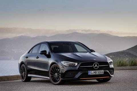 Mercedes-Benz CLA-Class Coupe 2019 - 'tieu CLS' ra mat hinh anh
