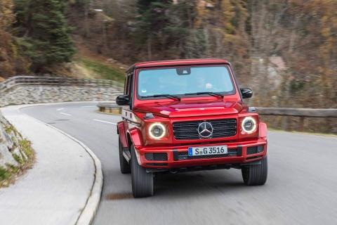 'Vua dia hinh' Mercedes-Benz G-Class ban re nhat gia 120.000 USD hinh anh 6