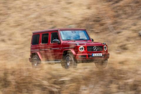 'Vua dia hinh' Mercedes-Benz G-Class ban re nhat gia 120.000 USD hinh anh 7