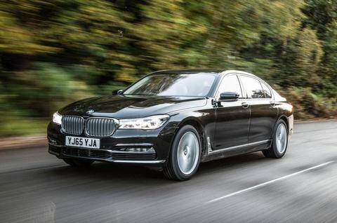 BMW 7-Series do dang Audi A8 va Mercedes-Benz S-Class hinh anh