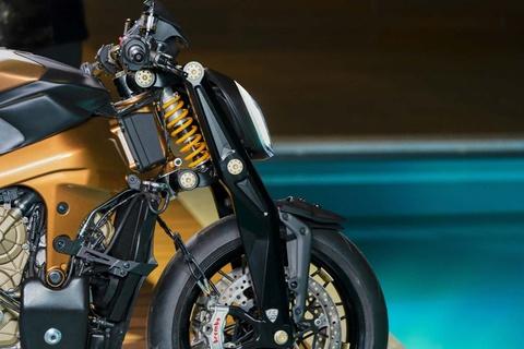 Sieu pham Ducati Panigale V4 do streetfighter dau tien the gioi hinh anh 4