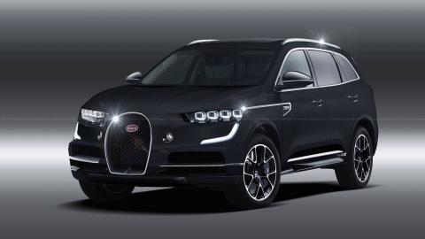 Bugatti khong san xuat SUV, chi tap trung cho cac 'ong hoang toc do' hinh anh