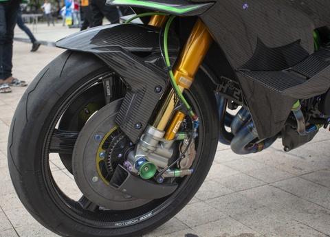 Kawasaki Ninja 'H2R' gia hon 3 ty dong cua biker An Giang hinh anh 3