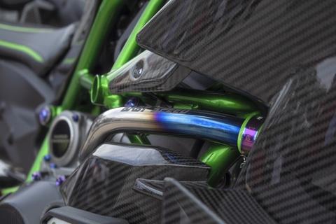 Kawasaki Ninja 'H2R' gia hon 3 ty dong cua biker An Giang hinh anh 10