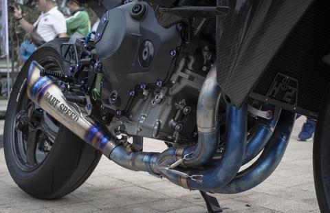 Kawasaki Ninja 'H2R' gia hon 3 ty dong cua biker An Giang hinh anh 12