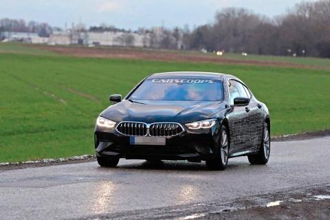 BMW 8-Series 2020 lo anh nong ban Gran Coupe 4 cua hinh anh 1