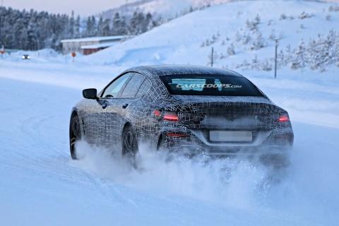 BMW 8-Series 2020 lo anh nong ban Gran Coupe 4 cua hinh anh 3