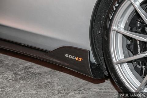 McLaren 600LT ra mat Dong Nam A, gia tu 245.000 USD hinh anh 5
