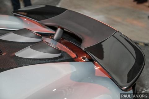 McLaren 600LT ra mat Dong Nam A, gia tu 245.000 USD hinh anh 7