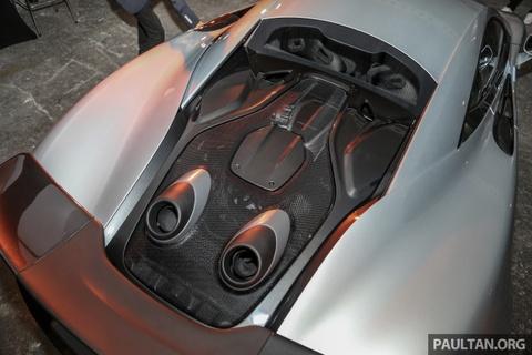 McLaren 600LT ra mat Dong Nam A, gia tu 245.000 USD hinh anh 6