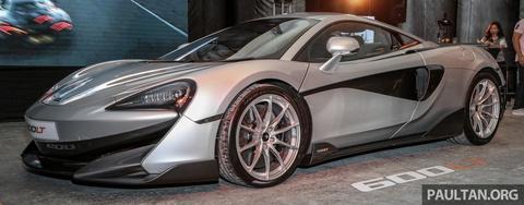 McLaren 600LT ra mat Dong Nam A, gia tu 245.000 USD hinh anh 2
