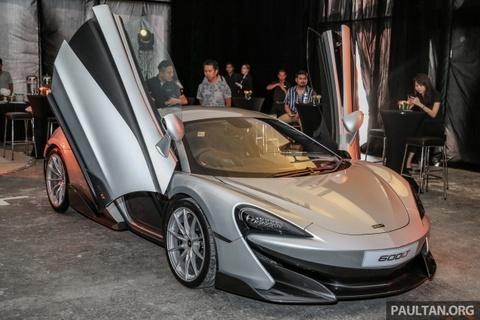 McLaren 600LT ra mat Dong Nam A, gia tu 245.000 USD hinh anh 1