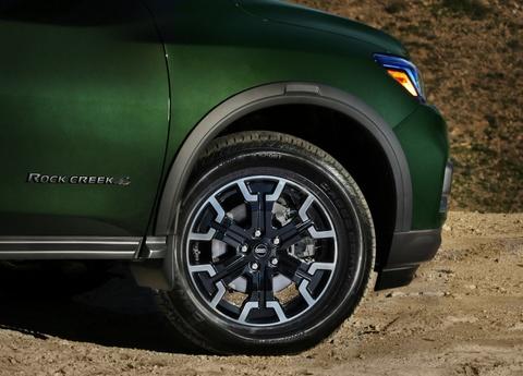 Nissan Pathfinder ra mat ban nang cap chuyen offroad hinh anh 6