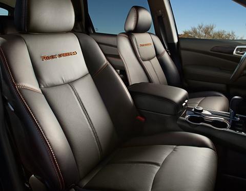Nissan Pathfinder ra mat ban nang cap chuyen offroad hinh anh 7
