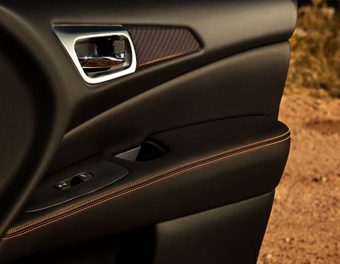 Nissan Pathfinder ra mat ban nang cap chuyen offroad hinh anh 9