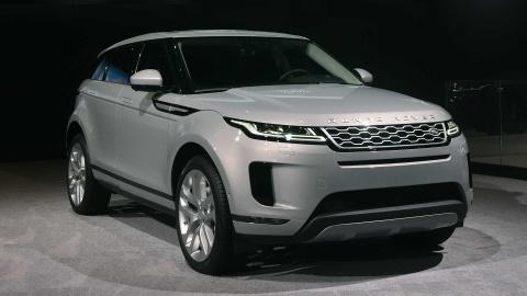 Range Rover Evoque 2020 ra mat, bo sung dong co hybrid hinh anh 1
