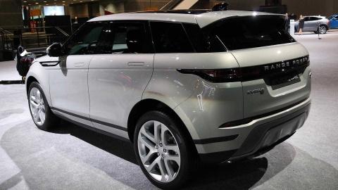 Range Rover Evoque 2020 ra mat, bo sung dong co hybrid hinh anh 2