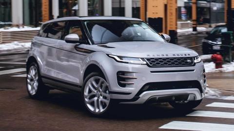 Range Rover Evoque 2020 ra mat, bo sung dong co hybrid hinh anh 9