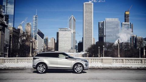 Range Rover Evoque 2020 ra mat, bo sung dong co hybrid hinh anh 11