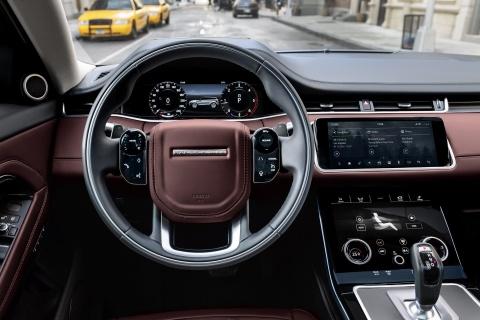 Range Rover Evoque 2020 ra mat, bo sung dong co hybrid hinh anh 6