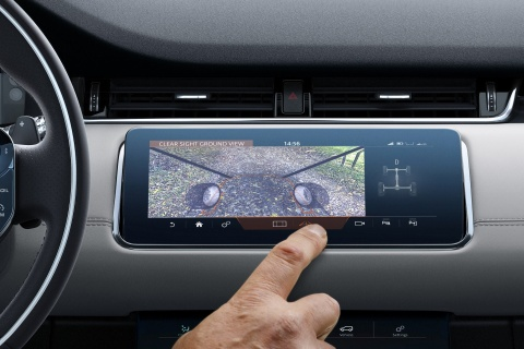 Range Rover Evoque 2020 ra mat, bo sung dong co hybrid hinh anh 7