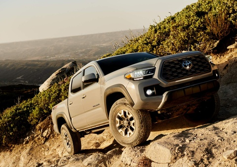Toyota Tacoma 2020 ra mat, nang cap ngoai hinh va cong nghe hinh anh 4