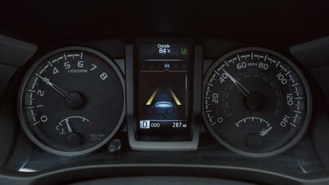 Toyota Tacoma 2020 ra mat, nang cap ngoai hinh va cong nghe hinh anh 7