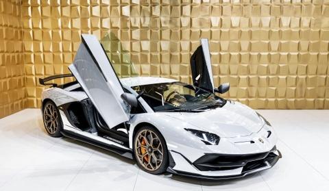 Đã qua sử dụng, chiếc Lamborghini này còn đắt hơn xe mới