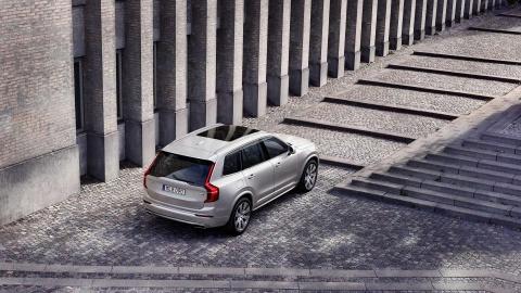 'SUV an toan nhat the gioi' Volvo XC90 duoc bo sung 'vu khi moi' KERS hinh anh 5