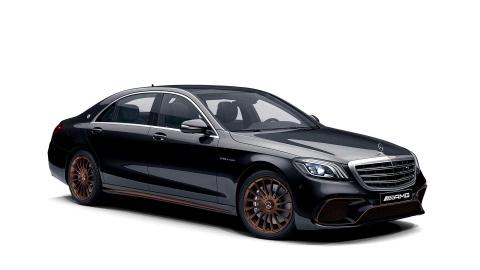 Chi con 130 chiec sedan Mercedes cuoi cung dung 'sieu dong co' V12 hinh anh 1